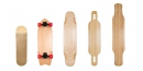 Custom longboard & skate decks